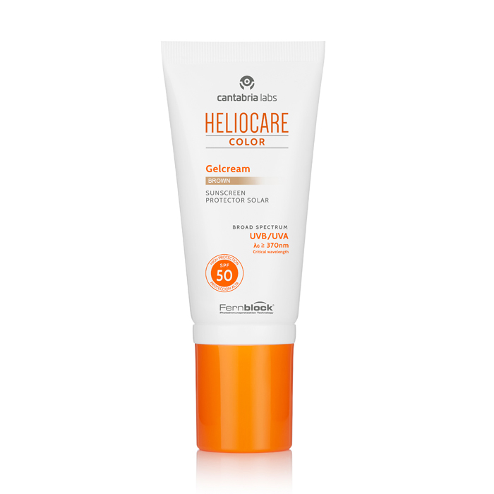 Heliocare Gelcream Brown new
