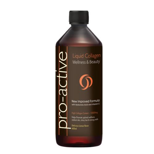 Proactive Liquid Collagen Lemon