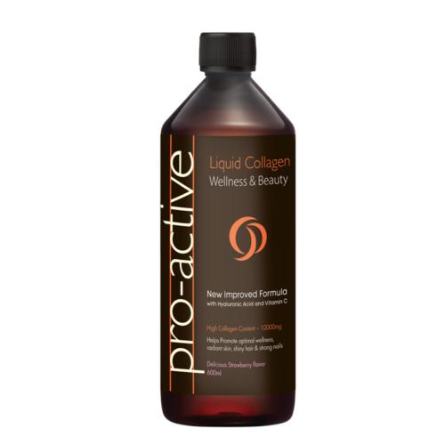 Proactive Liquid Collagen strawberry