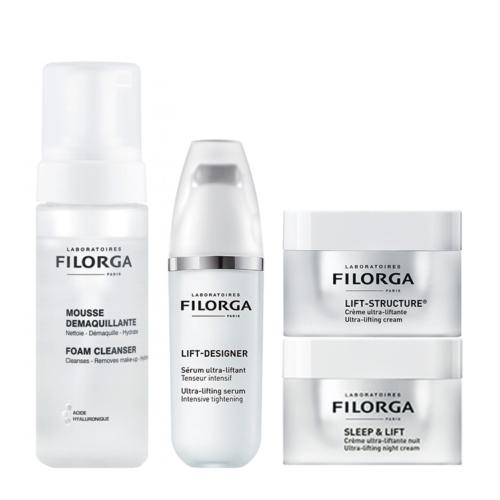 Filorga anti-aging regime mature skin