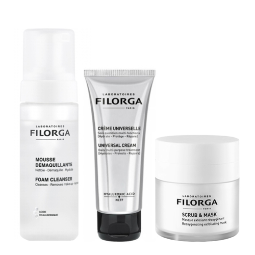 A Filorga Regime for dehydrated skin