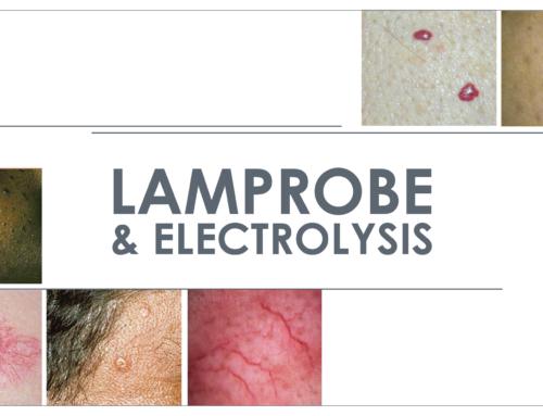 LAMPROBE & ELECTROLYSIS