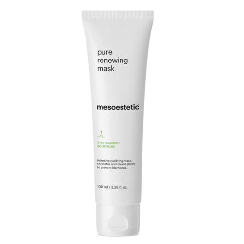 Mesoestetic Pure Renewing Mask new