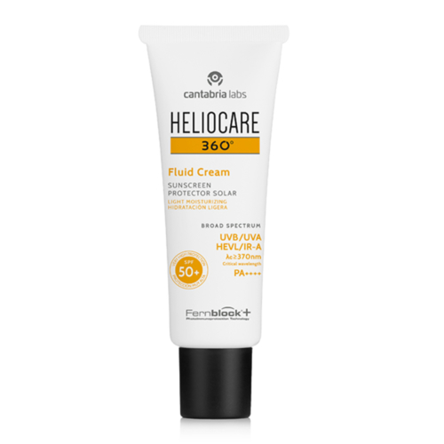 Heliocare Fluid Cream New 2021