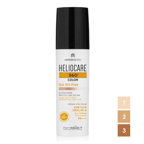 Heliocare 360 Color Oil Free