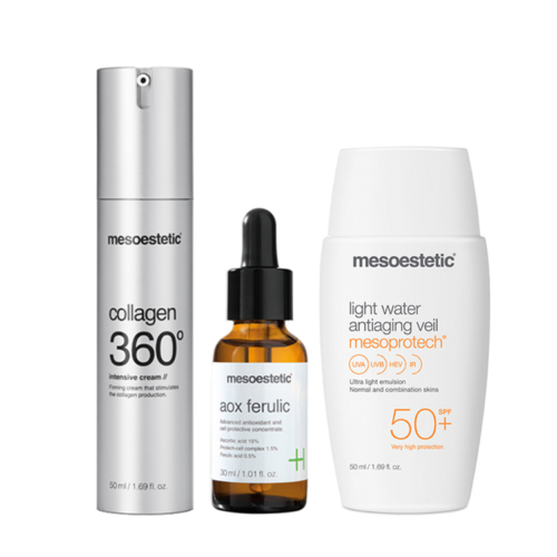 Mesoestetic Adv Anti-aging regime mature skin