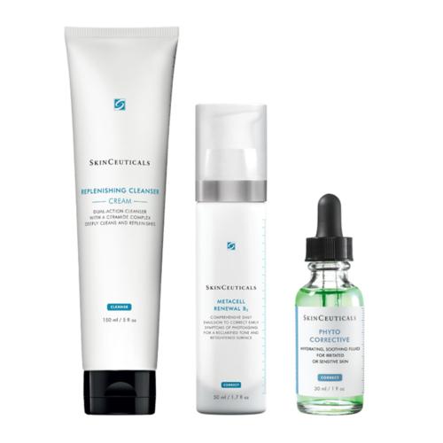 A Skinceutical Regime sensitive skin