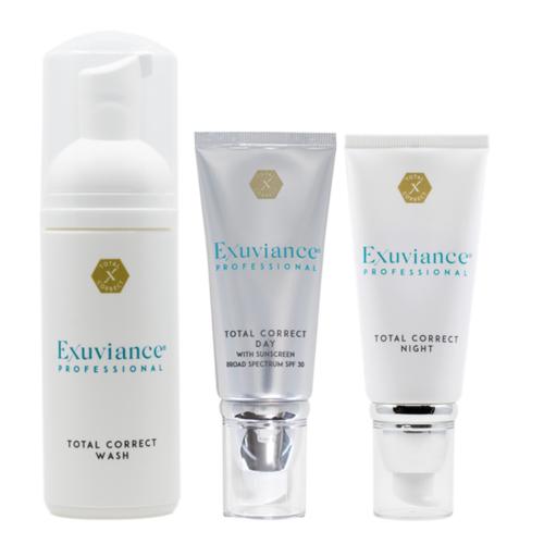 An Exuviance Anti-Ageing Regime - Mature Skin