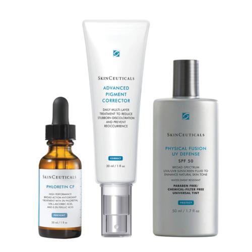 A Skinceuticals Regime pigmented skin