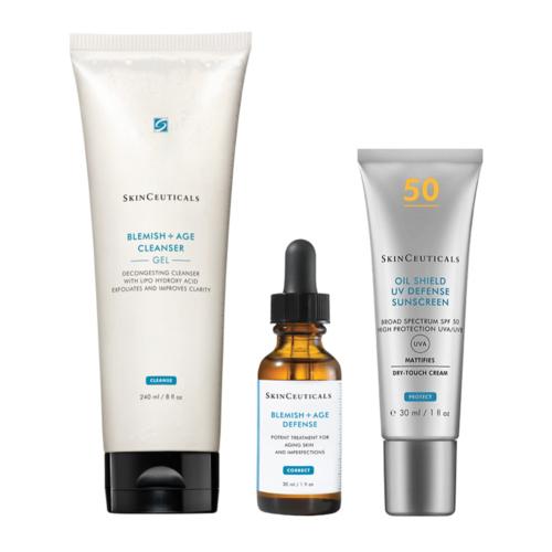 Skinceuticals oily skin set update