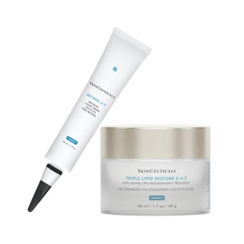 Skinceuticals replenishing anti-ageing duo